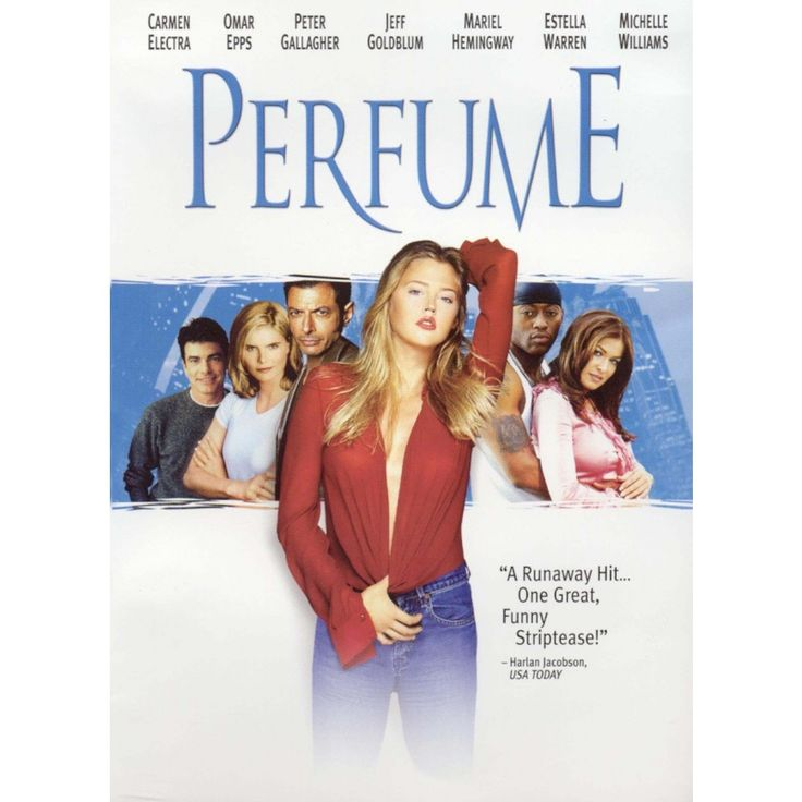 Perfume (dvd_video), Movies