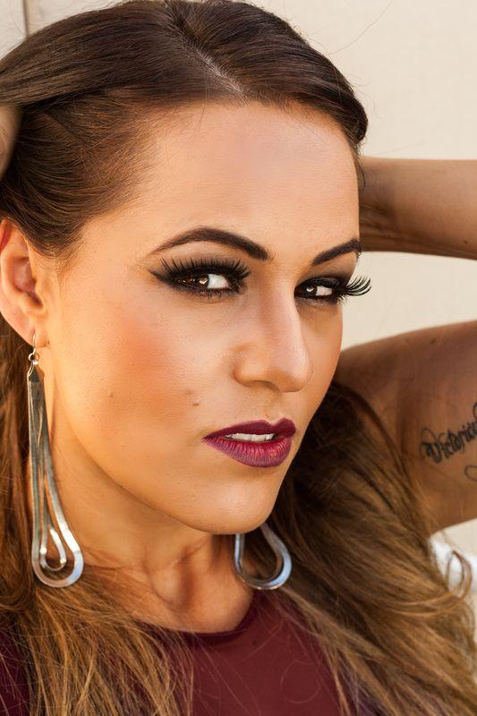 My new #VikkiLiciousValentine #ValentinesDay2015 #makeup look is up on my blog. www.VikkiToria.com www.vikkitoria.co... #makeup #artist #Valentine #lips #eyes #red #love #thecoloroflove