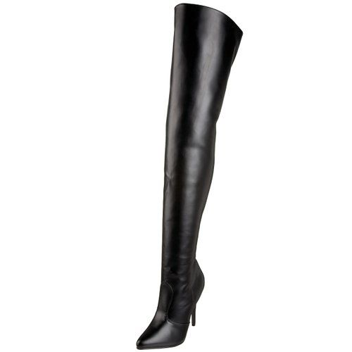 Amazon.com: Pleaser Women's Thigh High Boot: Shoes #sexy #boots #shoegasm #bootgasm