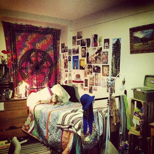 landrum college of william and mary submitted by blair thanks indie bedroombohemian - Indie Bedroom Decor