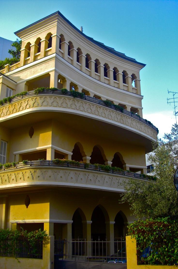 The Pagoda House, Tel Aviv, Israel
