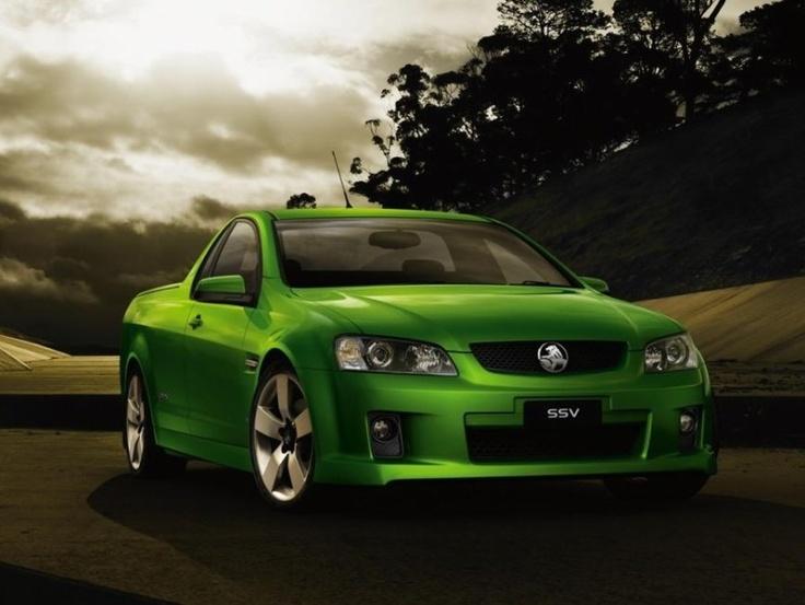 Holden's VE SS Ute #cars #holden