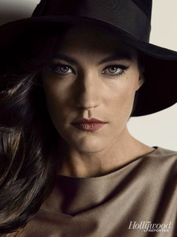 Jennifer Carpenter - by Austin Hargrave for The Hollywood Reporter