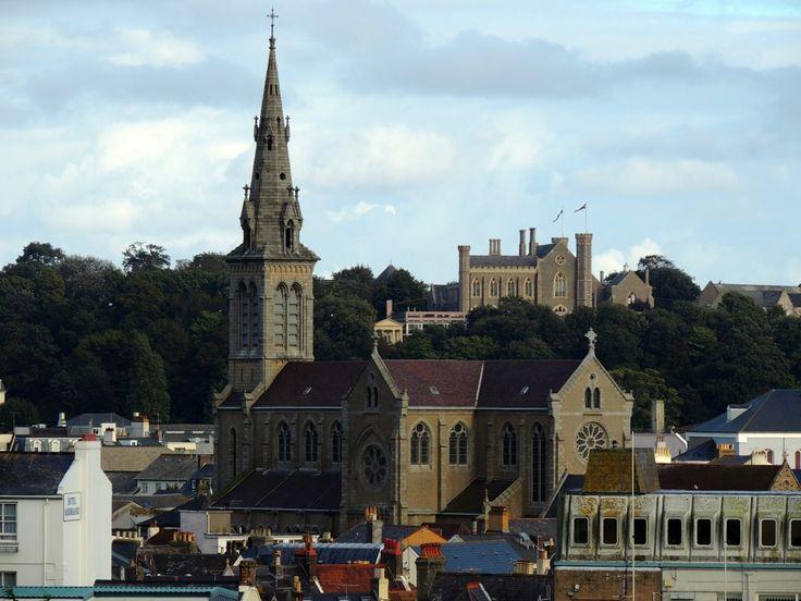 St Helier in St Helier, St Helier