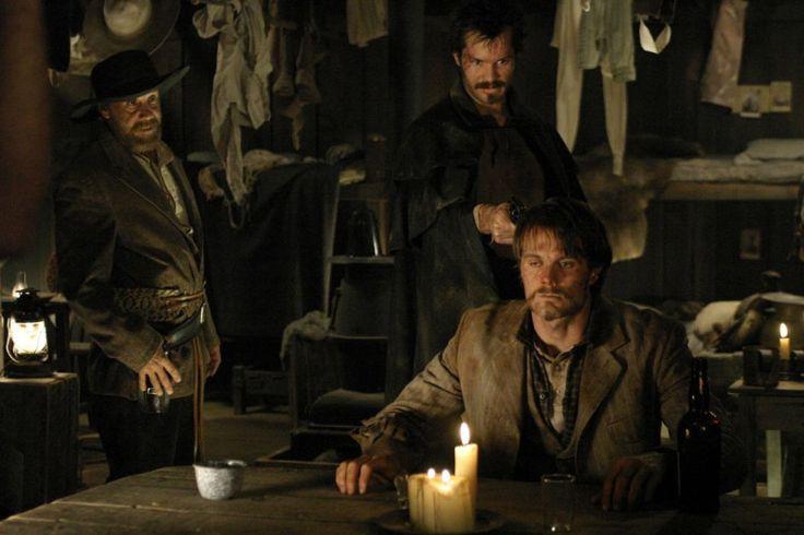 Francis Wolcott Deadwood | Garret Dillahunt,Jack McCall,Deadwood Season 1