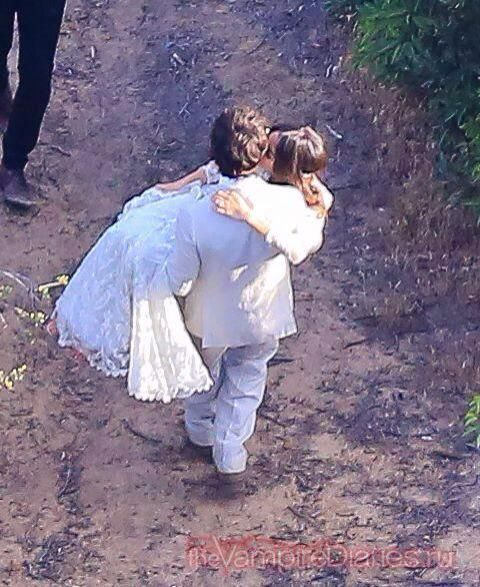 Somerhalder Wedding