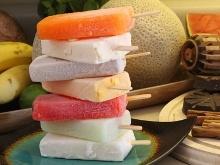 Creamy Coconut Paletas