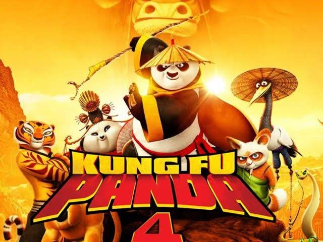Kungfu Panda 4 Kung Fu Panda Dragon Warrior Kung Fu