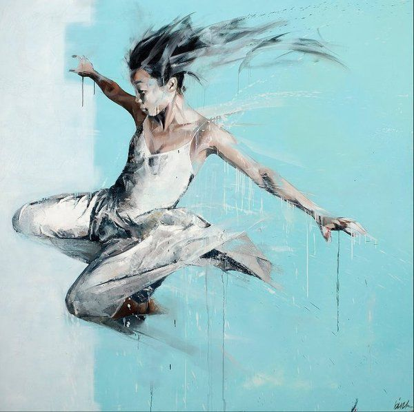 Paintings by Simon Birch