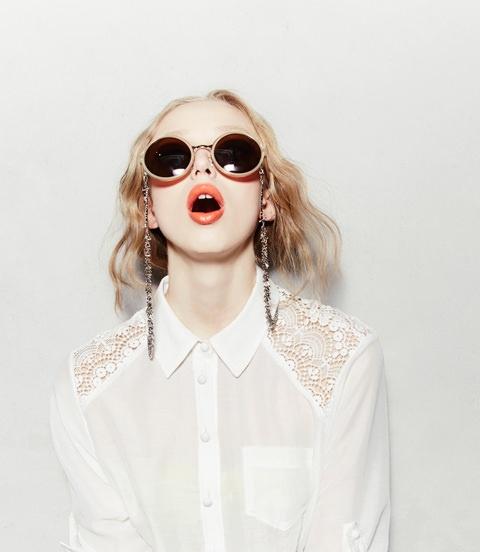 white lace blouse #shirt #lookbook