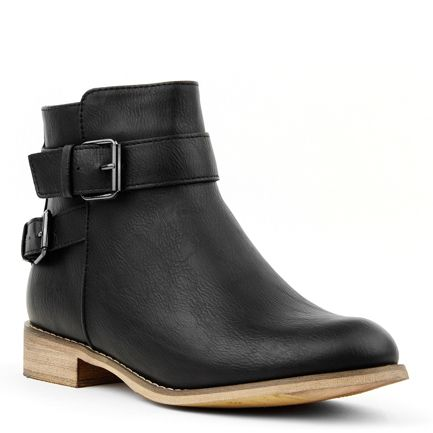 FILLIE | BLACK | 5 | Novo Shoes