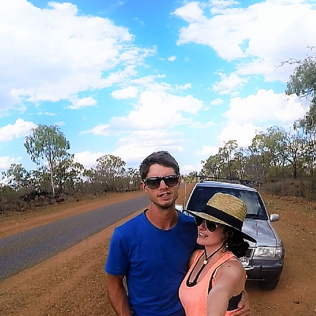 From a Solo Traveller to an Adventure Travel Couple