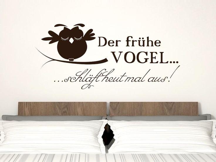 17 καλύτερα ιδέες για Wandtattoos Schlafzimmer στο Pinterest - sprüche für die küchenwand