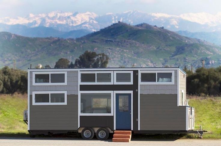Modern Tiny House For Sale in Woodlake, CA | Tiny Houses
