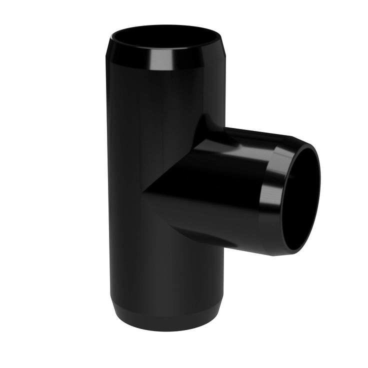 1 2 Pvc Tee Fitting Furniture Grade Pvc Fittings Pvc Copper Tubing