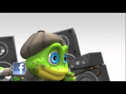 The Crazy Frogs - The Ding Dong Song - New Full Length HD Video - YouTube