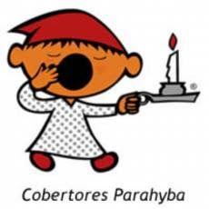 O garoto bocejando virou um ícone e é impossível não associar com a tradicional marca de cobertores Parahyba. Nos anos 60, teve até uma animação que fez muito sucesso na época.