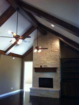 Austin stone fireplace design ideas pictures remodel and for Austin stone fireplace