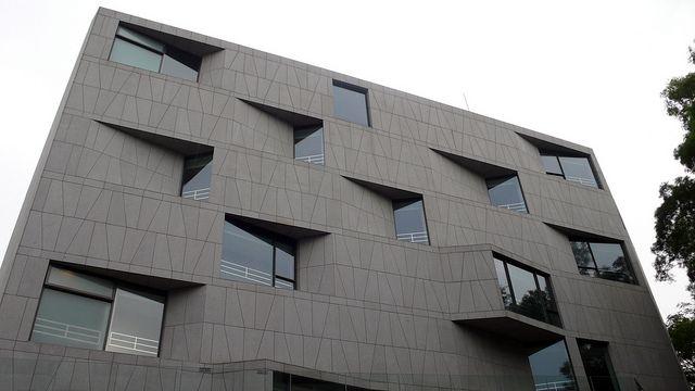 """Ascott Maillen (evan.chakroff)    The Ascott Maillen Hotel/Serviced Apartments (AKA """"Shekou Mid-hill Apartment"""") in Shenzhen, China.  Architect: Urbanus"""