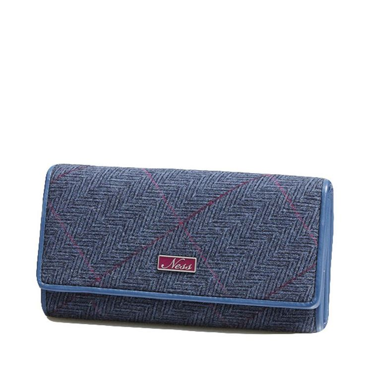 We have the best range of Ness Purses at Gifts & Collectables including the Erica Isle of May Herringbone Purse - Fast delivery and same day despatch available