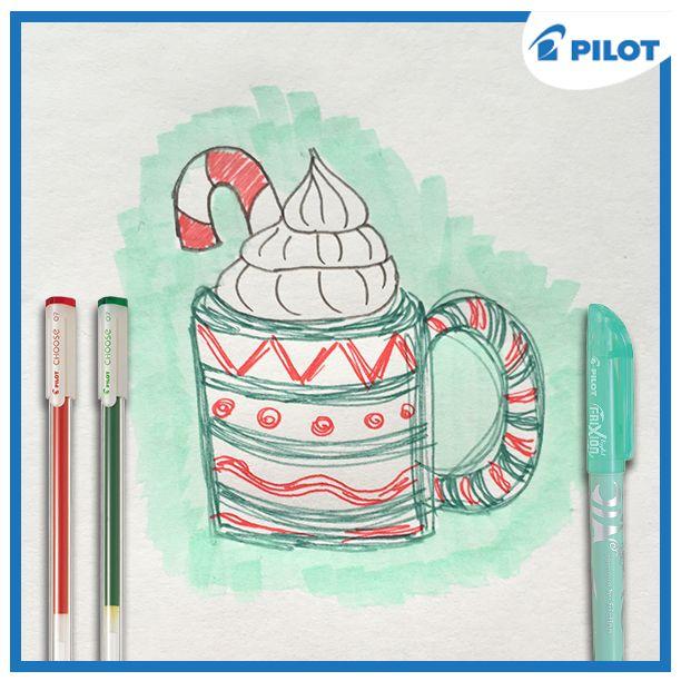 Hurá, víkend začíná každou chvílí :) Ideální čas na to, dopřát si hrnek horké čokolády s kopou šlehačky navrchu :) <3 #happywriting #VánoceJsouTu