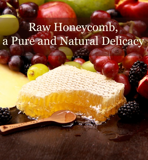 Savannah Bee Company has the most delicious raw honeycomb and lots of other Southern delicacies!