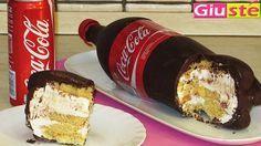 <p>Le gateau facon bouteille de Coca Cola est une idée surprenante pour les yeux mais aussi pour les papilles!!! Essayez le pour y croire de vous meme… – 600g de chocolat noir – 200g de génoise coupée en bandes (pour la crème): – 400g de crème fouèttée – 250g de …</p>