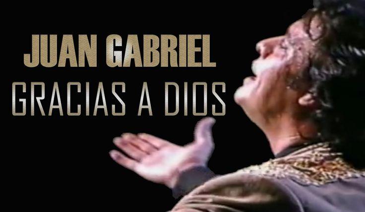 Juan Gabriel - Gracias a Dios   En Vivo   Puerto Rico