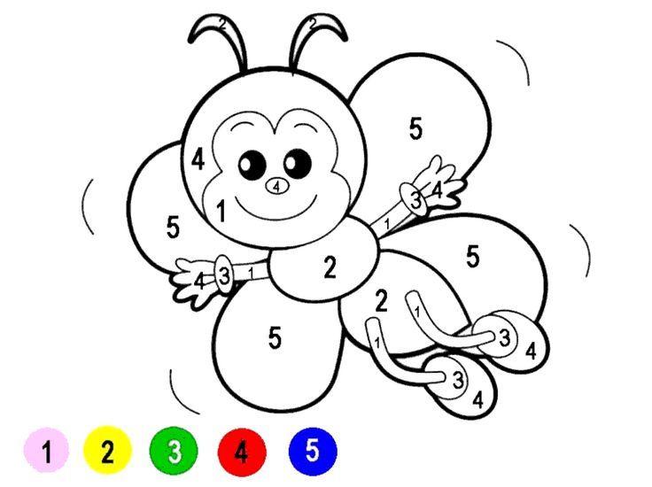 Schmetterling Malvorlagen Schmetterling Malvorlagen Diy Blog Preschool Coloring Pages Kindergarten Coloring Pages Math Coloring Worksheets
