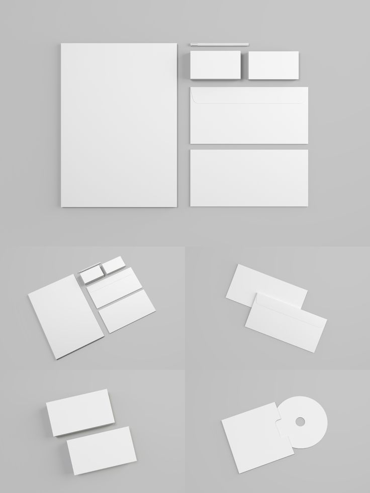 Free Stationery Mockup v1.0 (373 MB) | graphicpear.com | #free #photoshop #mockup