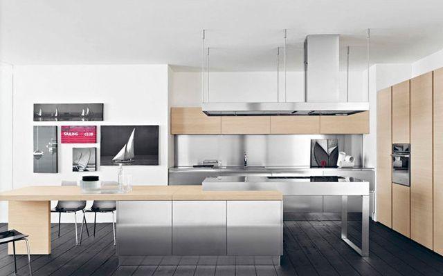 #Cocina moderna #Cocinas #Kitchens