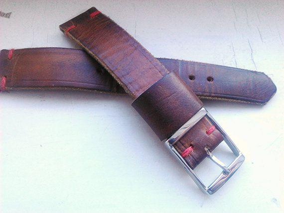 Vintage handmade watch band,watch strap