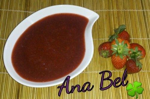 Mermelada de Fresa para #Mycook http://www.mycook.es/receta/mermelada-de-fresa-2/