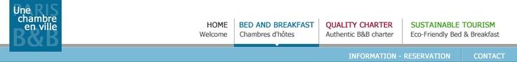 Bed and Breakfast Paris - B Paris - Une chambre en ville - short-term rentals in Paris
