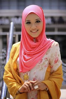 Latest Hijab Styles 2014