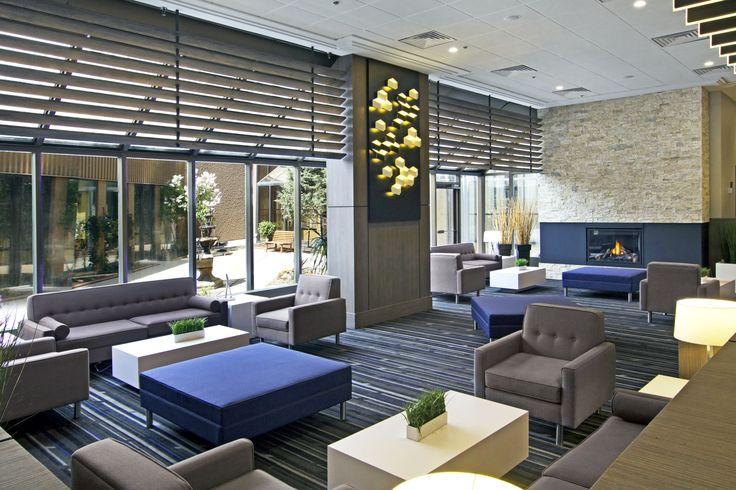 New lobby renovations