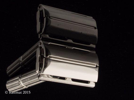 gillette vintage safety razor. Black Bedroom Furniture Sets. Home Design Ideas