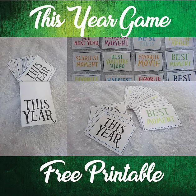 Good morning everyone!Today I have not one, not two, but three holiday game printables for you that the Leaman Exchange has made this year. Plus! They ev