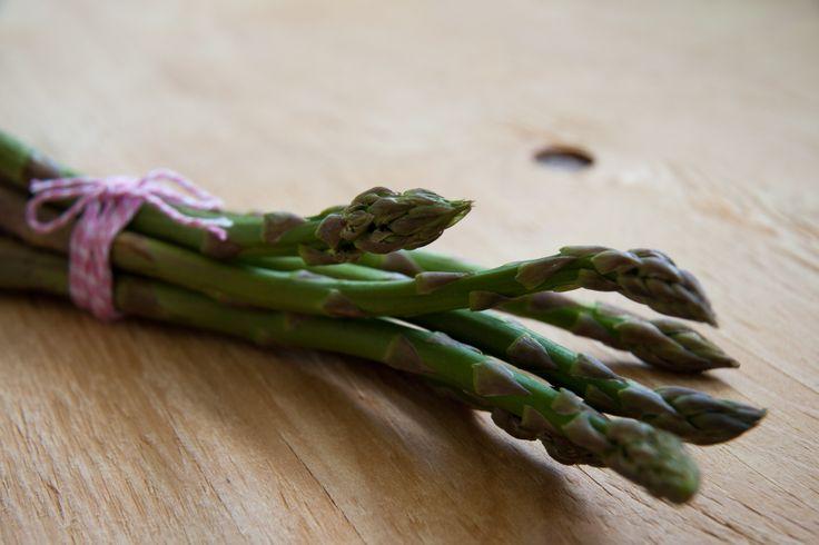 Czech green asparagus. http://www.littlefoodlover.com/2014/05/green-asparagus-and-bacon-salad.html