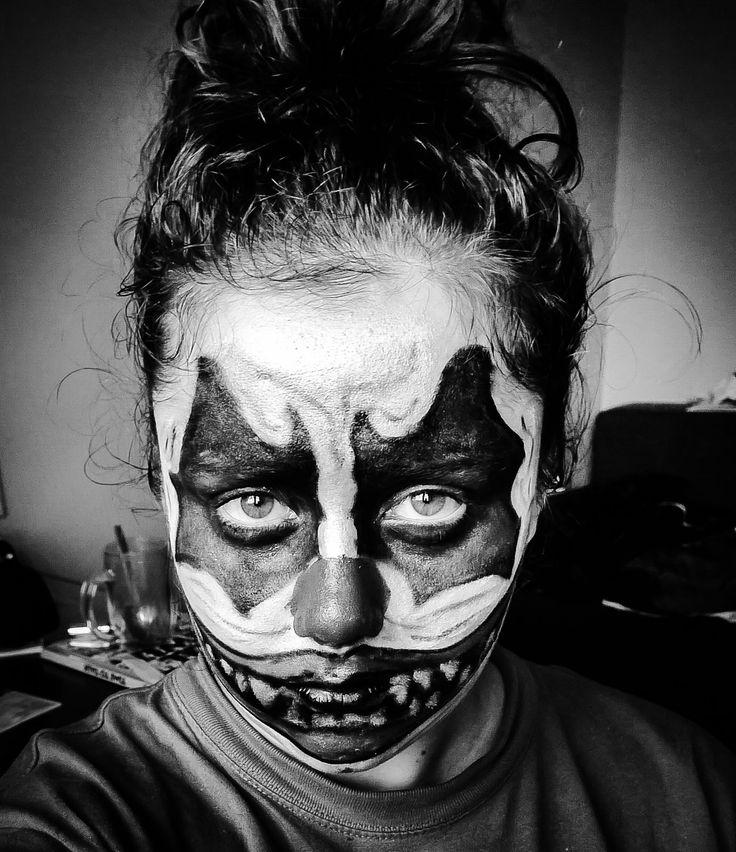 makeup clown