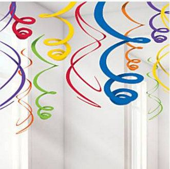 Rainbow party decorations  first 1st party supplies  by evescrafts