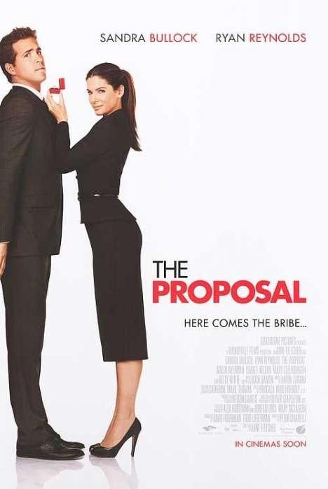 The Proposal - Sandra Bullock & Ryan Reynolds