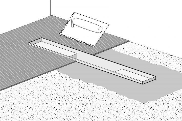 Que ce soit une nouvelle construction ou de rénovation, un caniveau de douche est placé dans pratiquement toute salle de bains. L'installation d' un caniveau de la douche ne doit pas être difficile. Dans cet article, nous vous expliquons l'installation d'un caniveau de la douche avec une natte d'étanchéité monté en usine (WPS). Lire pour …