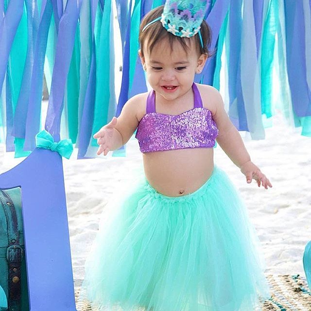 25+ Best Ideas About Mermaid Birthday Outfit On Pinterest