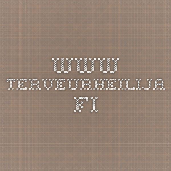 www.terveurheilija.fi