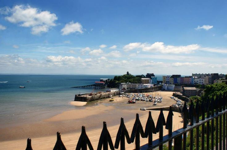#Wales #Tenby #Harbour #Photography #Travel