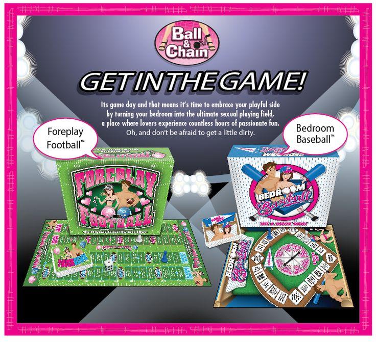 Fun sex board games