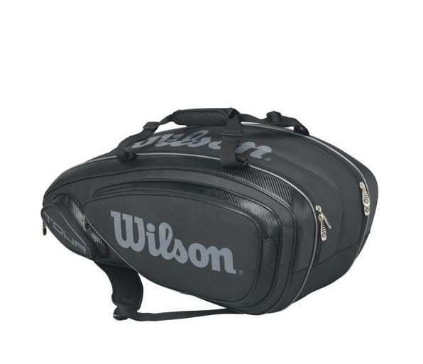 Sac de tennis Wilson 2016 Tour V 9 pkt disponible at prosportqc.com 134,99$