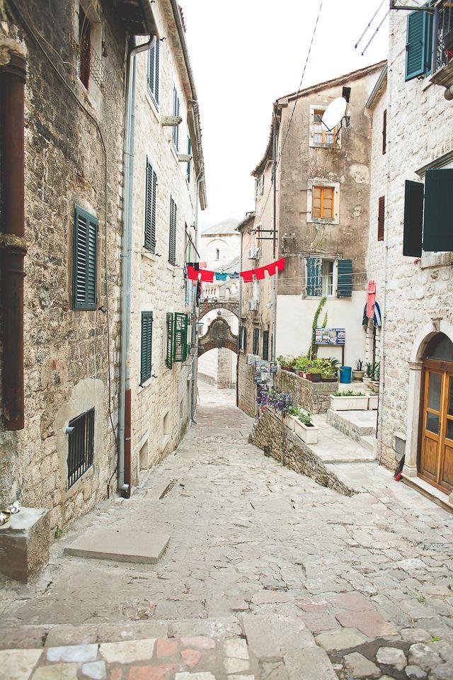 Kotor (Montenegro), la vieille ville VIDEO CROISIÈRE MÉDITERRANÉE 2015