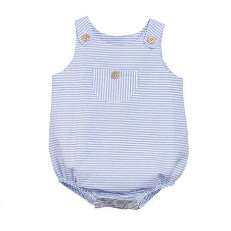 ranita de bebé de rayas para verano de fina ejerique www.pepaonline.com